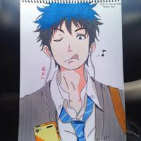 Yamada-kun by ChuaCarbonara