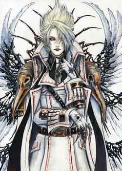 Trinity Blood: Cain Knightlord/Krusnik 01