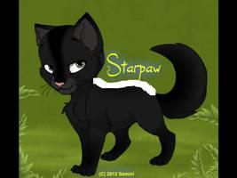 Starpaw by SnowAngelSammi