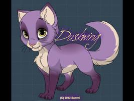 Duskwing by SnowAngelSammi