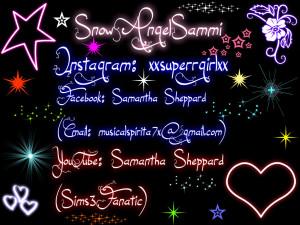 SnowAngelSammi's Profile Picture