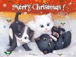 Meow Merry Christmas