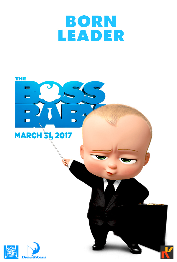 Poster The Boss Baby Keenbeetal By Keenbeetalart On