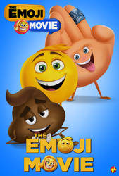 (Fanmade Poster) The Emoji Movie by KeenbeetalART