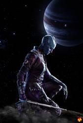 (Fanmade Poster) Nebula 2019 poster by KeenbeetalART