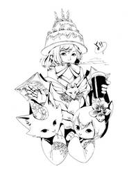 L2: junki, catmaster by hhhwei