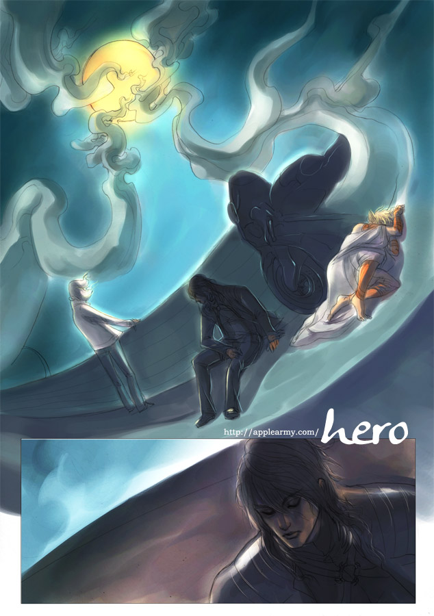 HERO: 094, cloud country by hhhwei