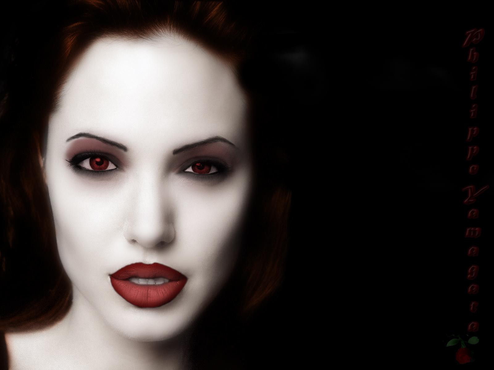 Как вести себя как вампир (девушки) - wikiHow 6