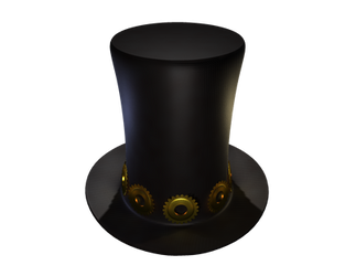 Slash top Hat by Yamagatabr