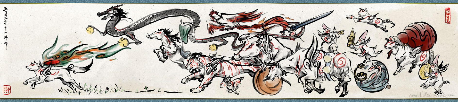 Zodiac Run by Nendil