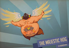 The Majestic  hog