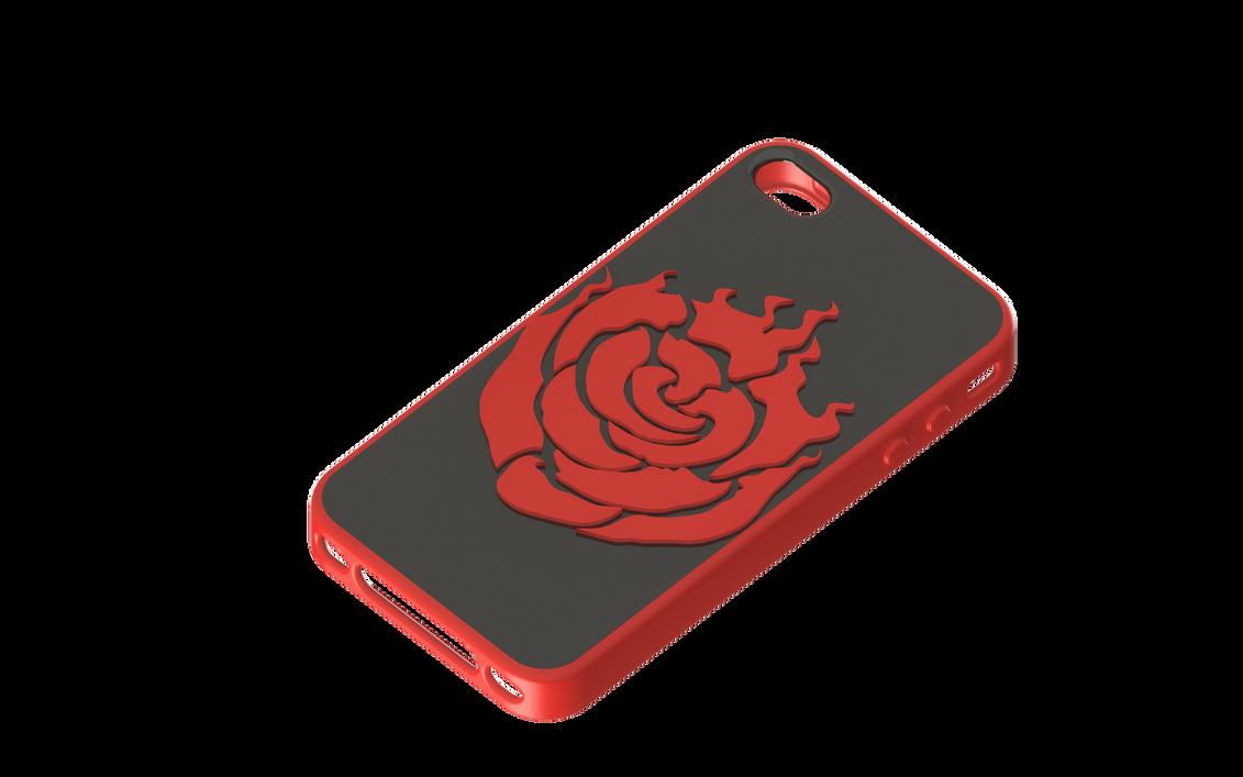 Iphone wallpaper deviantart - Rwby Iphone 4s Case Ruby By Avatarfan4 On Deviantart