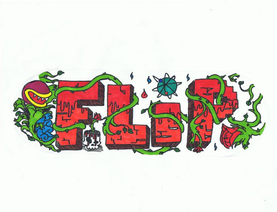 Flip Skateboard Design by RobRozin on DeviantArt