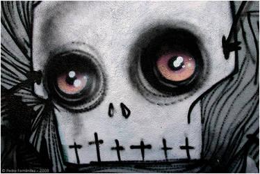 Big Crystal Eyes. by pafmax