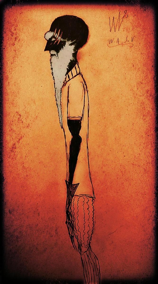 Human Logan by Giorou