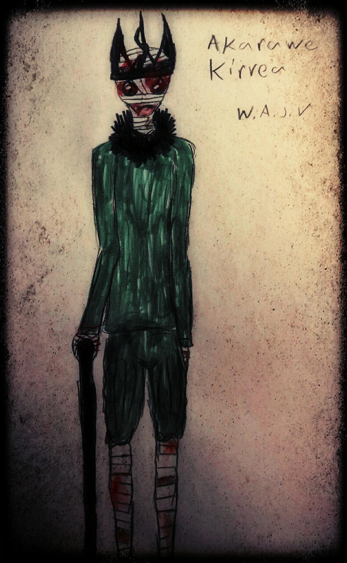 The Blood King | Akarawe Kirrea - The Blood King by Giorou