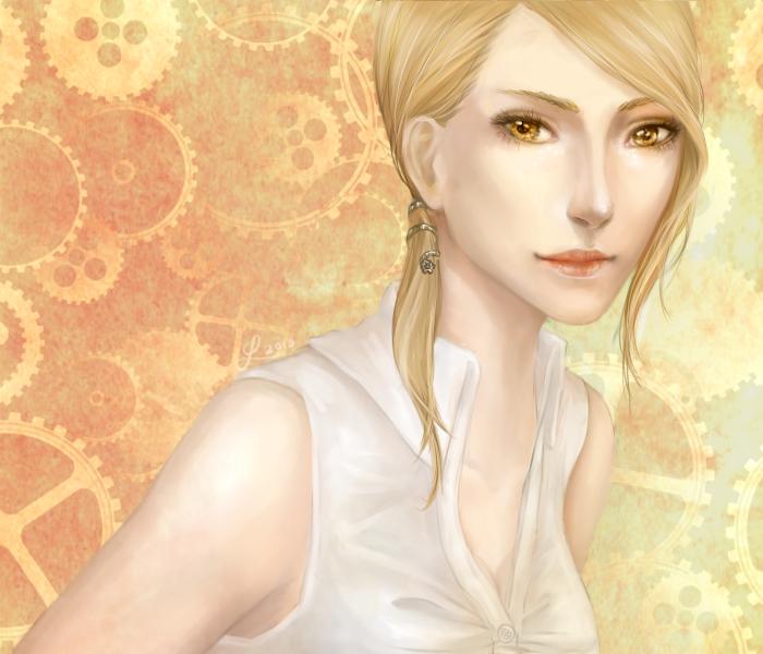 Lorinthia by luciferousLimner
