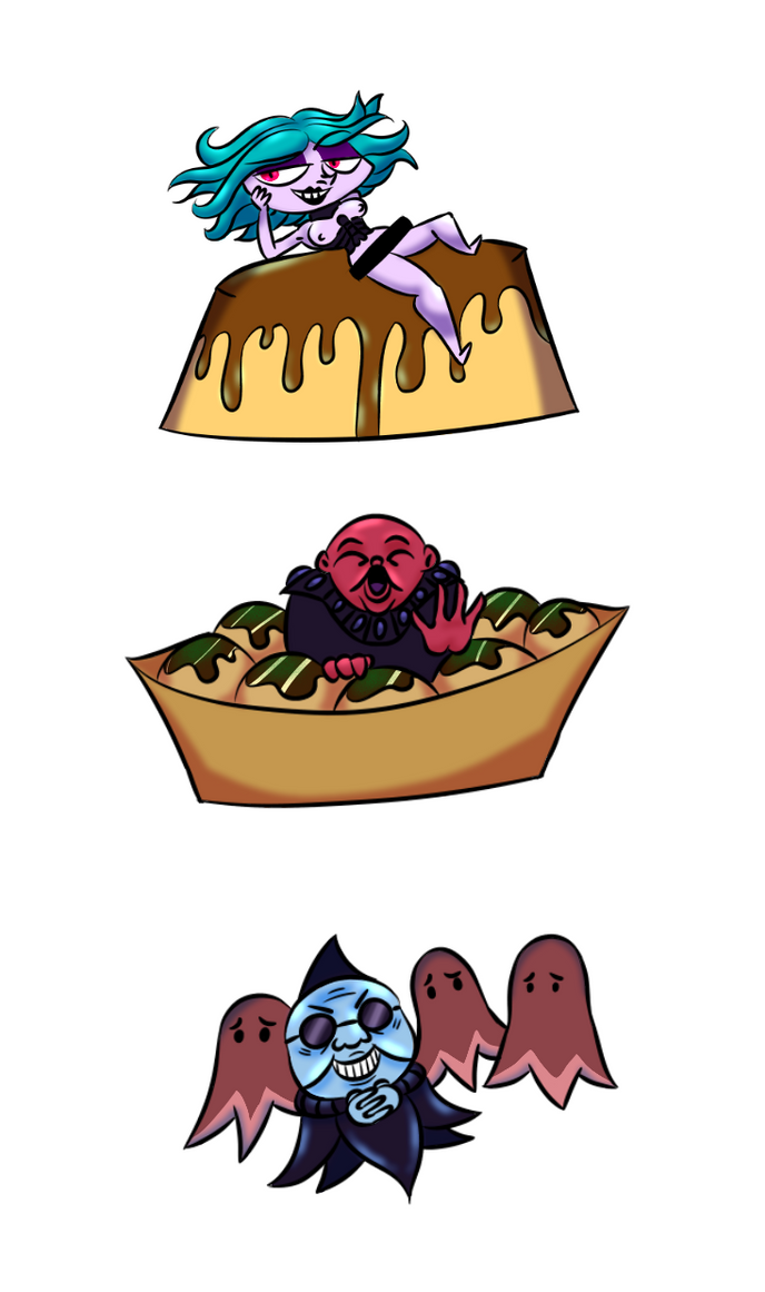 God Snacks by OmegaCornyOverlord