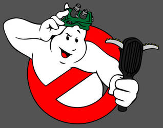Yet Another Ghostbusters Logo by johnnysparks