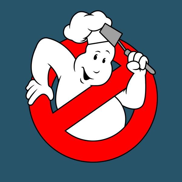 Ghostbusters Chef Logo by johnnysparks on deviantART