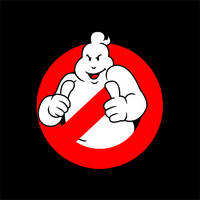 Another new Ghostbusters logo by johnnysparks