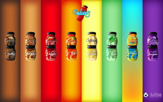 Celcius colors