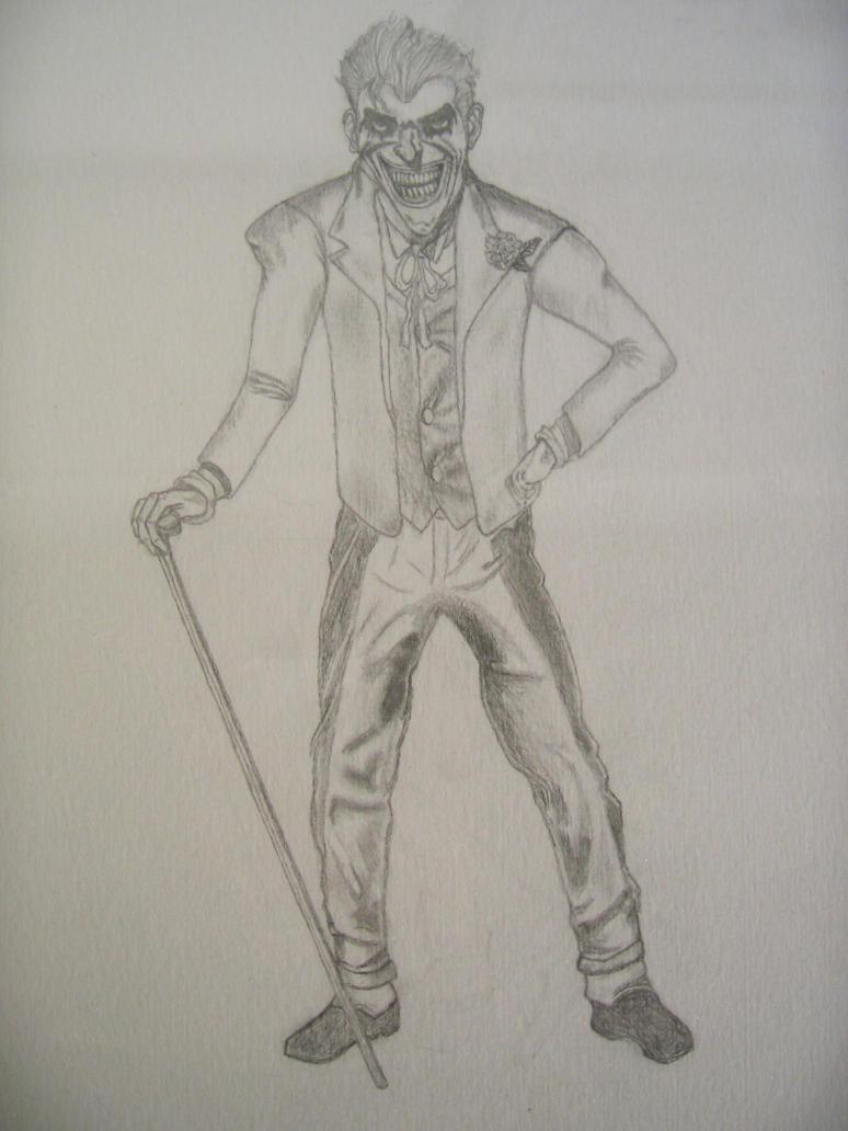 The Joker by Asijan