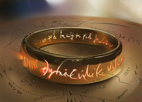 Lord Of the Rings by artistaHerby