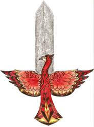 Dagger of Fire by Spiderwick19