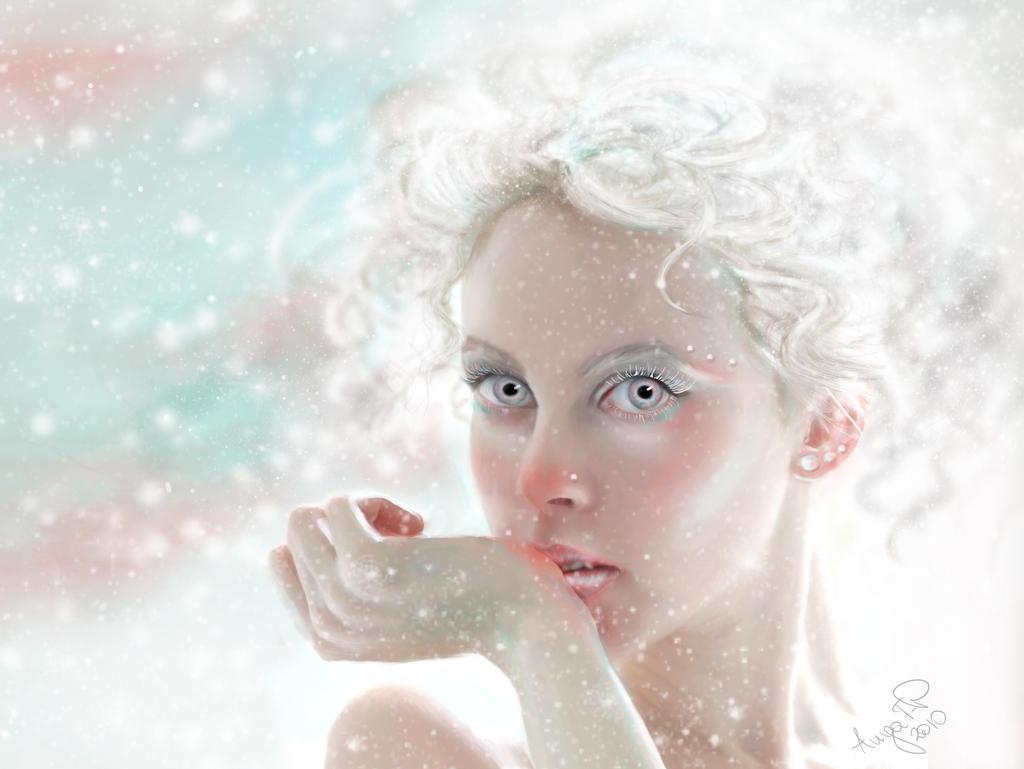 Ice Queen by tyiga