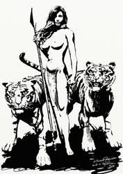 barbarians II by tyiga