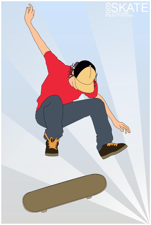 Skate by Jazasaurus