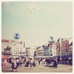 Summer in Zagreb