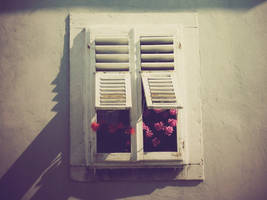 Seaside window by TurquoiseGrrrl