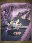 Super Kirby Clash - Aeon Hero (AKA Galacta Knight)
