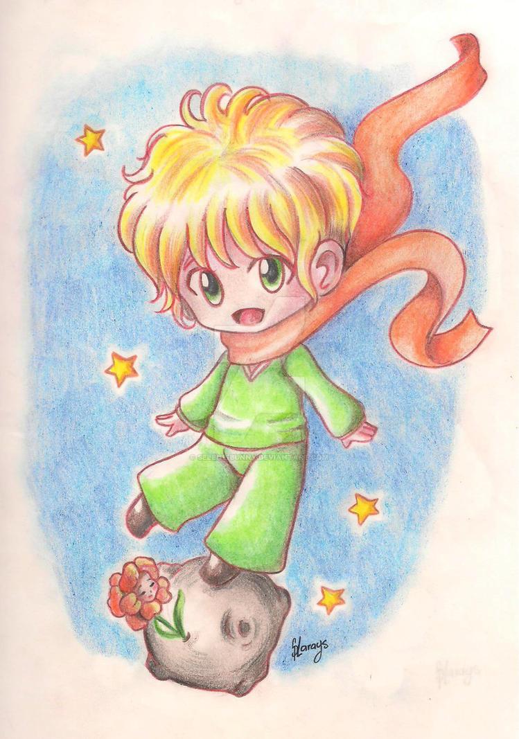 Le Petit Prince by selene-bunny