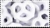 yogurt covered pretzels stamp by egraut