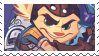 ratchet and clank stamp by egraut