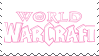 pink world of warcraft stamp by egraut