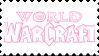 pink world of warcraft stamp by egraut