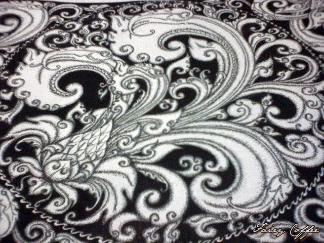 Ragam Hias Pajajaran - Pointilist style by FairyCoffee