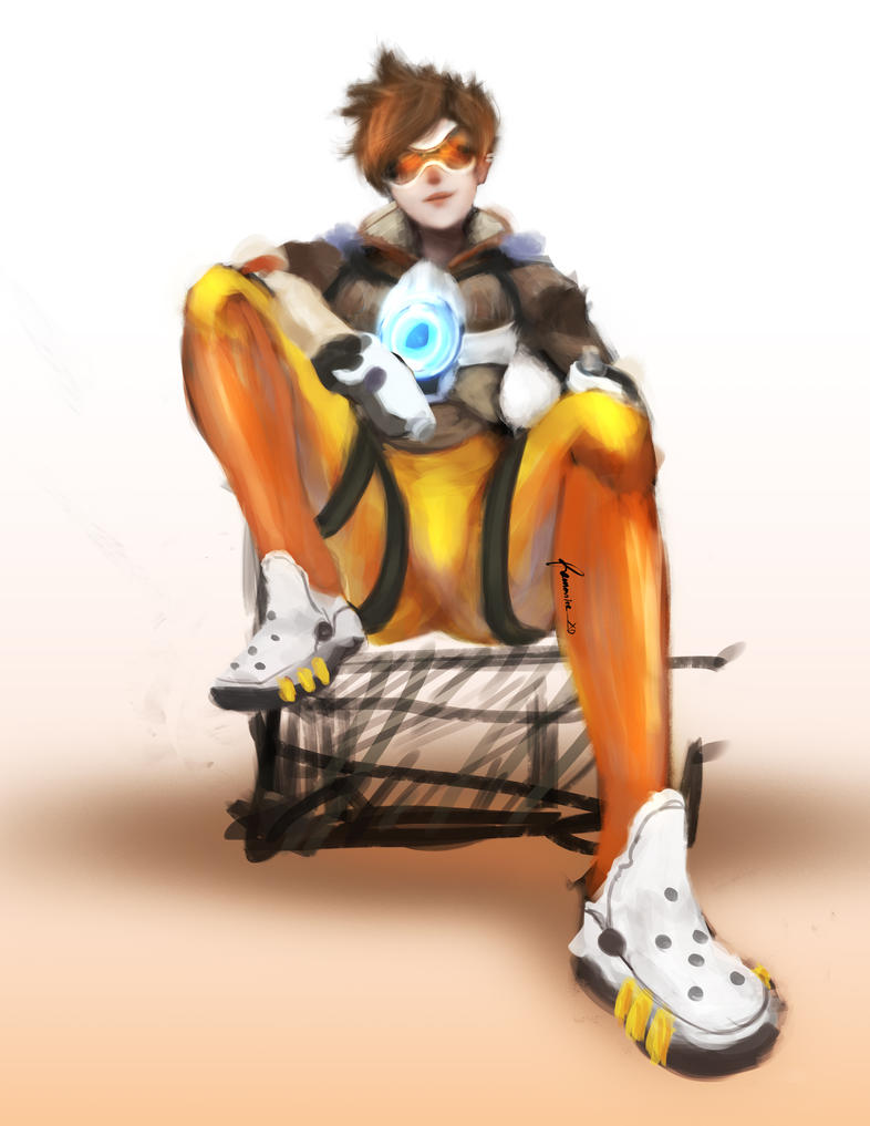 Tracer by ngocnemonice
