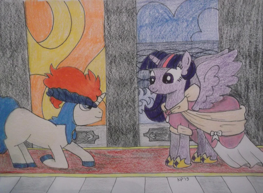 Princess Twilight Sparkle's Sword of Justice by animenerd22