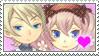 GillxLuna Stamp by DrDoomy