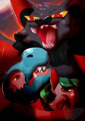 PMDBtS :: Scaredy Babies [Collab]