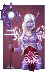 [World of Warcraft Commission] Nightborne