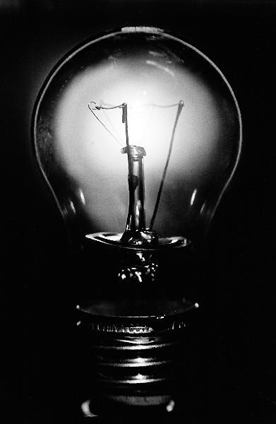 Light Bulb by StressyBessy