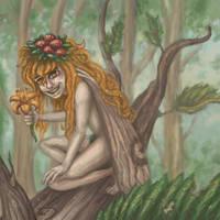 The Forest Spirit