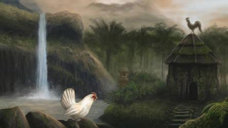 A Chicken's Journey