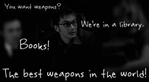 The Best Weapons in the World